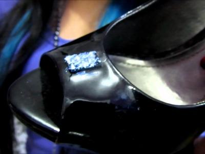 DIY: Customized Shoes!