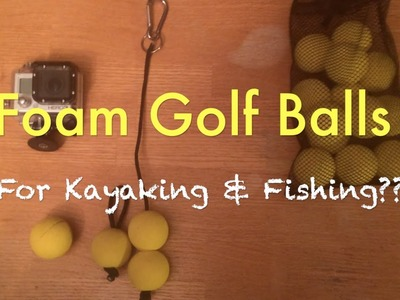 DIY Foam Golf Ball Scupper Plugs & More Ideas!