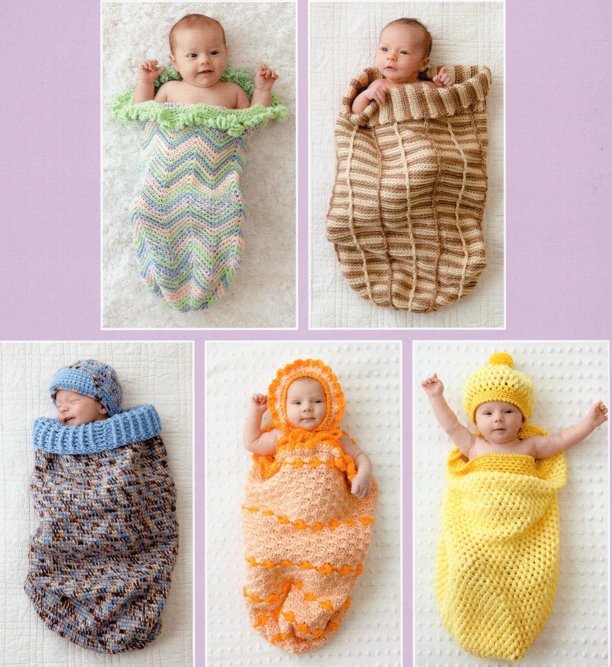 Как вязать своими руками одеяло для новорожденных 24