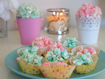 Easy DIY Easter Treat ~ Peepcorn ~ DIY Easter Gift