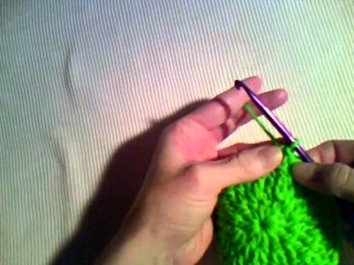 How to Crochet - Fasten Off