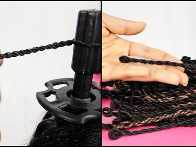How To Do Mrs Rutters Perimeter Crochet Senegalese Twist Tutorial Part 1 of 7 - Supplies