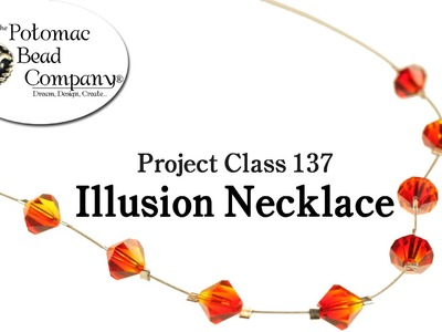 How to Make an Illusion Necklace