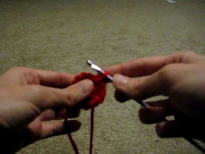 How to Single Crochet and Increase in the round