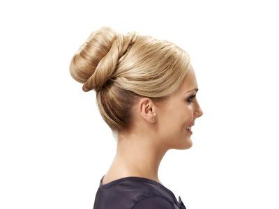 Invisibobble DIY hair tutorial: grand dame