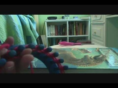 Knifty Knitter Tutorial (Pt. 1)
