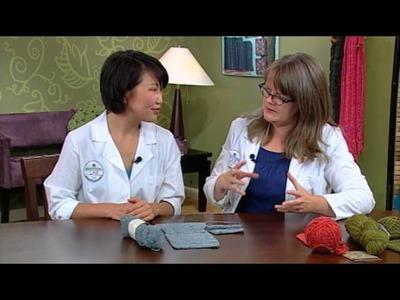 Knitting Dailt TV Yarn Spotlight, Episode 1001 - Made in America