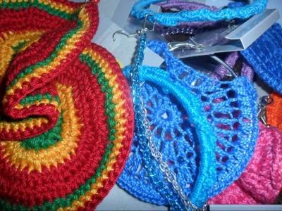 New Crochet Items
