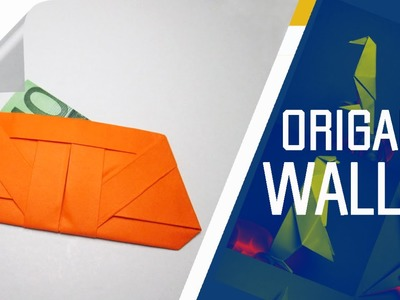 Origami - How To Make An Easy Origami Wallet