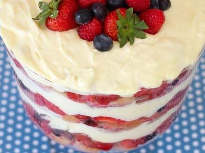 Tiramisu with a Berry BIG & BOLD Twist - Bigger Bolder Baking Ep. 20