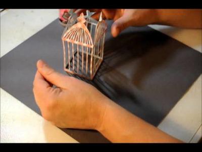 American Crafts Birdcage