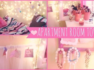 ❄  Apartment Room Tour- Christmas 2013 ❄