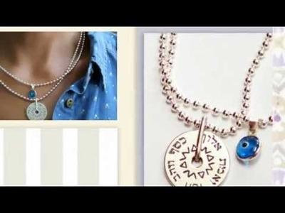 Blessing jewelry at Bluenoemi Jewelry  http:.www.etsy.com.shop.Bluenoemi