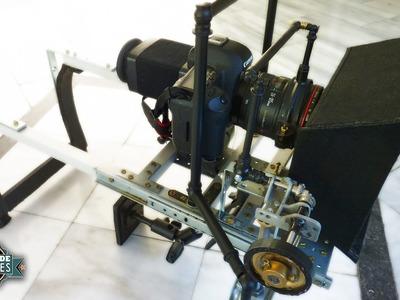 Canon EOS 5D DIY RIG, FOLLOW FOCUS, EYEFINDER, MATTE BOX