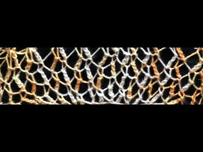 Crochet Knit Mesh