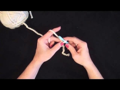 CROCHET STITCH Chain (ch) Foundation Basic - Maggie Weldon of Maggie's Crochet