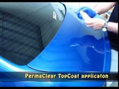 DIY Ceramic Polymer Nanotechnology Paint Protection Application Process