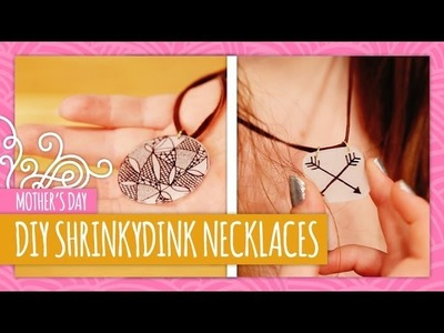 DIY Mother's Day Shrinkydink Necklaces - HGTV Handmade