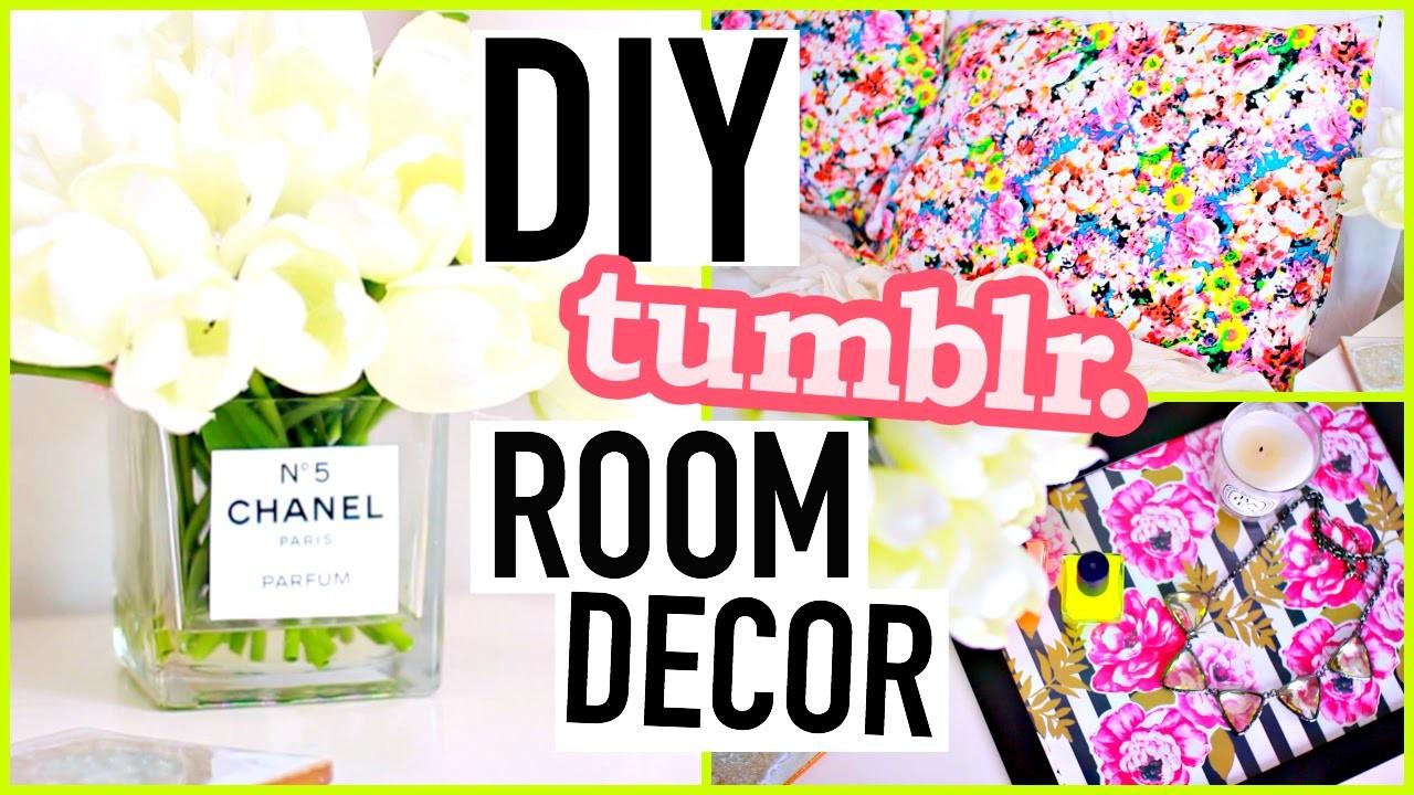 DIY Room Decorations: Tumblr Inspired!