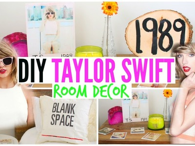 DIY Taylor Swift Room Decor! Cheap & Simple!