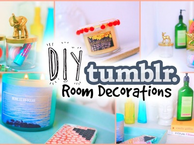 DIY Tumblr Room Decor for Teens | Cheap!