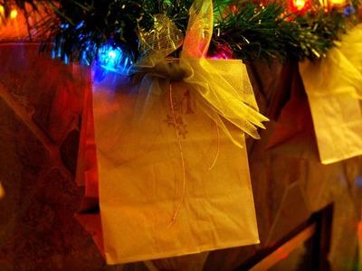 Guilty Crafter 8: Cheap, Easy DIY Advent Calendar