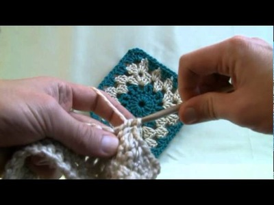 How to Crochet: Lesson 3 - Half Double Crochet (hdc)