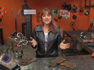 How To Weld Garden Art DIY