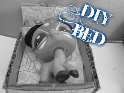 LPS: DIY bed