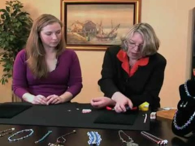 Making a Simple Beaded Bracelet