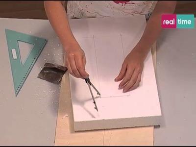 Paint your life - Lettere di polistirolo