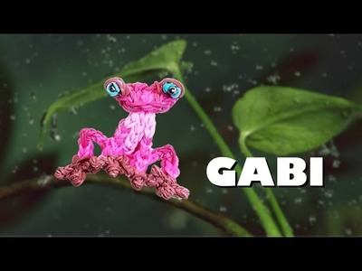 Rainbow Loom Animated Characters Series: Gabi from Rio 2