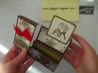 Stampin' Up - A Slight Accident!