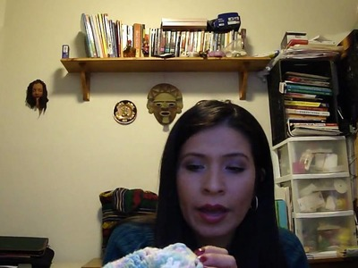Video Response to Simple Crochet Baby sweater