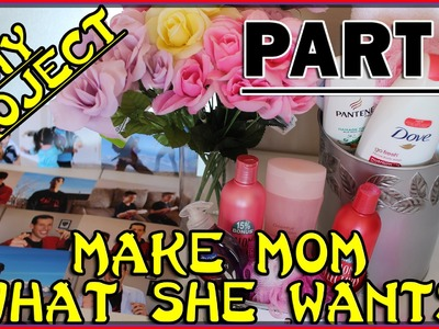 4 Insanely Easy DIY MOTHER'S DAY GIFTS Mom Will Love - PART 1, Mother's Day Gift Ideas | Sensei Ryan