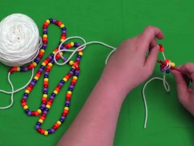 Bead Crochet Tutorial Series, Video 3: Starting a Bracelet