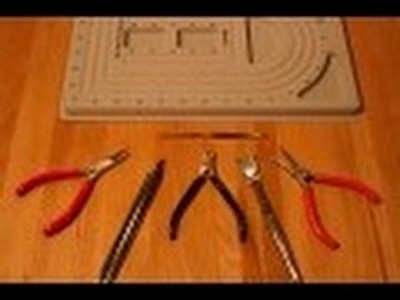 Bead Workshop #1: Tools for Jewelry Making