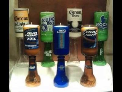 Beer bottle craft ideas