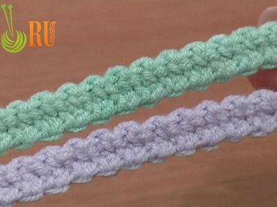 Crochet Romanian Point Lace Wide Cord Tutorial 48 European Macrame Cord