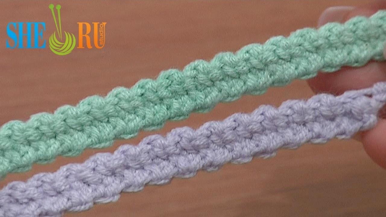 Crochet Romanian Point Lace Wide Cord Tutorial 48 European Macrame Cord