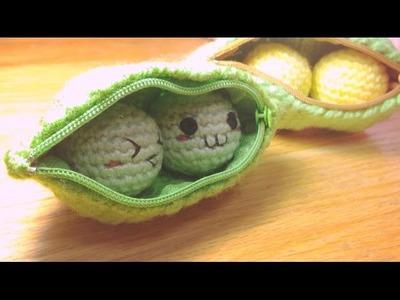 Crochet Tutorial -- Peapod (Part 1)