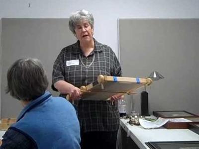 Cville Bead Society Bead Loom Part 1