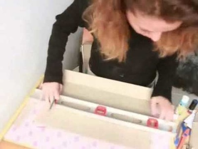 DIY: Drawer Organizer. Simple and fun!