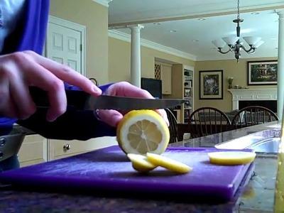 DIY: Lemon Hairspray