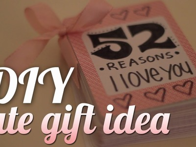 DIY Valentine's Day Gift Idea