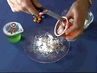 Easy Crafts - Easter Candy Nest