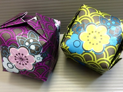 Free Origami Paper - Print Your Own! - Reverse Happy Puppy Yuzen