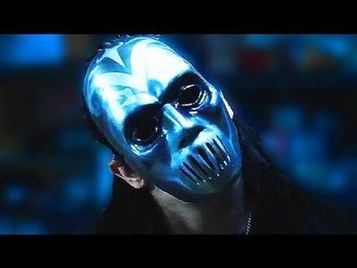 Harry Potter Death Eater Mask : DIY