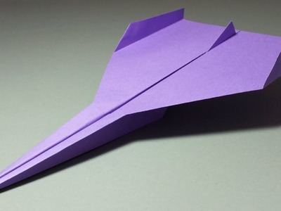 How to make a Paper Airplane - Paper Airplanes - Best Paper Planes in the World | Limbus+