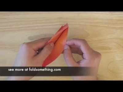 How to make your own origami bookmarks